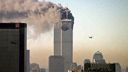 Terroranschlag vom 11. September 2011 in New York © picture-alliance / dpa Foto: Seth McCallister