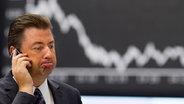 Ratlosigkeit an der Börse. © dpa