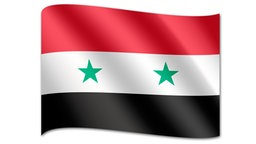 Flagge Syriens © picture alliance / J.W.Alker