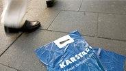 Karstadt-Einkaufstüte © dpa - Report Foto: Martin Gerten