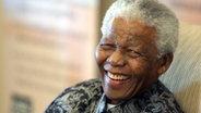 Der ehemalige Präsidentvon Südäfrika Nelson Mandela 2006 in Johannesburg.  Foto: epa Kim Ludbrook