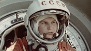Walentina Tereschkowa - die erste Frau im All ©  picture-alliance / akg-images / RIA Nowosti Fotograf: / RIA Nowosti