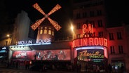 Das Varieté Moulin Rouge in Paris © imago stock&people