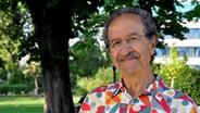 Buchautor und Exil-Syrer Rafik Schami