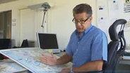 ARD-Korrespondent Richard C. Schneider © NDR