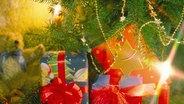Geschenke unter dem Weihnachtsbaum © dpa / picture-alliance © dpa / picture-alliance