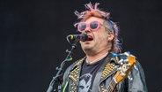 NOFX auf dem Hurricane Festival 2018 in Scheeßel. © NDR Foto: Julian Rausche