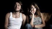 Paar blickt in unterschiedliche Richtungen © iStockphoto Fotograf: 101dalmatians