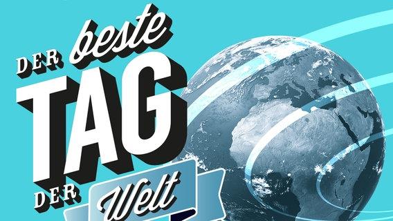 "Logo: ""Der beste Tag der Welt"" © Der beste Tag der Welt"