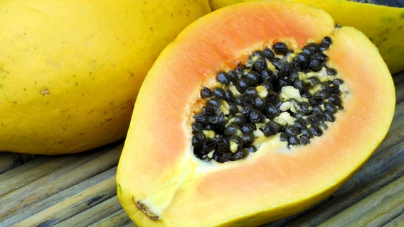 Papaya © picture alliance / Arco Images GmbH