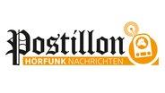 Das Logo von Postillon Hörfunk Nachrichten © Postillon