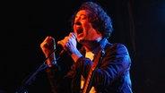 The Wombats-Sänger Matthew Murph Murphy © picture alliance / Jazzarchiv