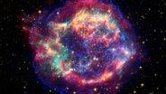 So sieht das All aus: Nebel, Galaxien, Planeten. © NASA / Brian Dunbar Foto: NASA
