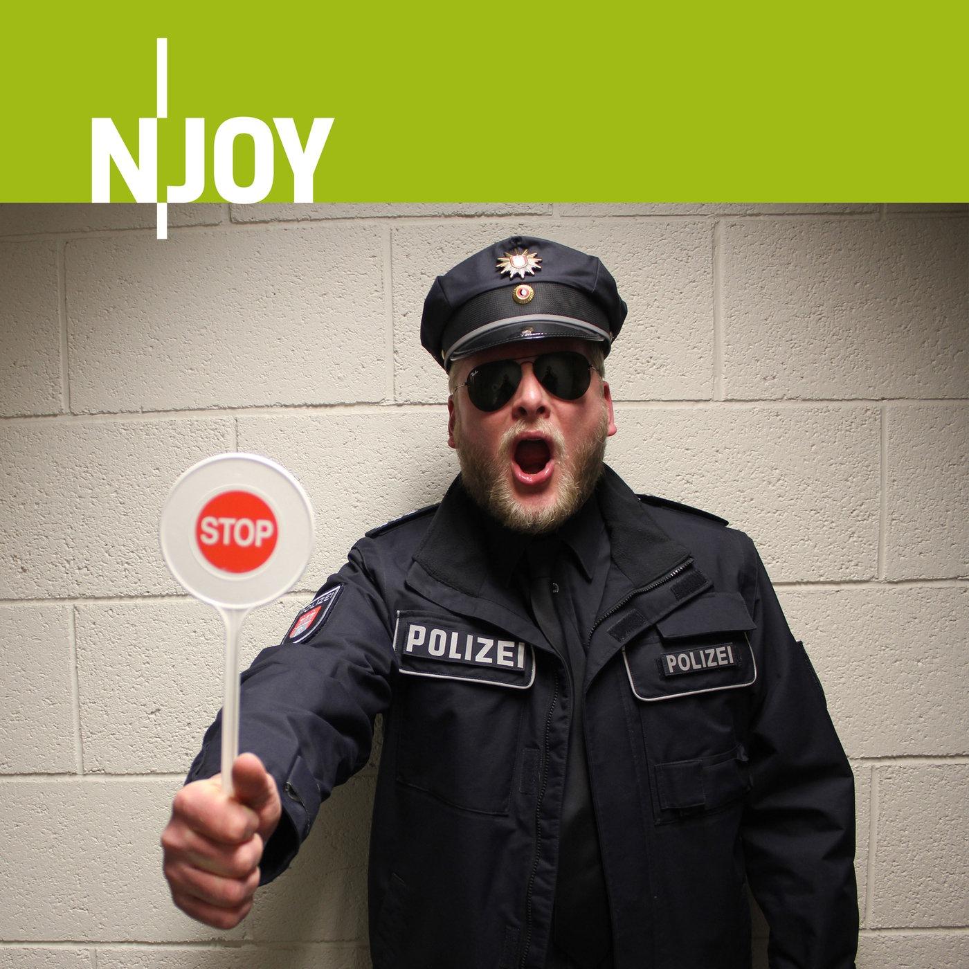 Podcast: N-JOY - Die Pisa Polizei Sergeant Onken checkt euer Wissen
