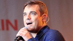 Robbie Williams © picture alliance / Eventpress Hoensch